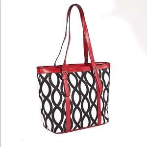 Bueno Sabrina Vegan Leather Tote Shoulder Handbag